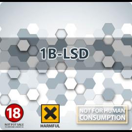 1B-LSD Blotters (125mcg)