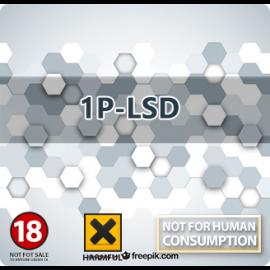 1P-LSD Blotters (150mcg)