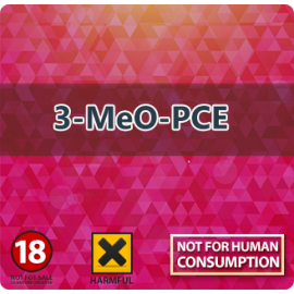 3-MEO-PCE HCL Powder