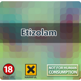 Etizolam 1mg Pellets