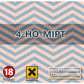 4-HO-MiPT Powder