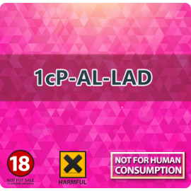 1cP-AL-LAD Blotters (150mcg)