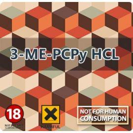 Polvo de 3-ME-PCPy HCL