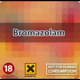 Pellets de bromazolam (2,5 mg)