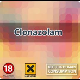 Secadores de clonazolam (0,5 mg)