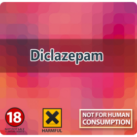 Diclazepam  Powder