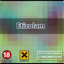 Gotas de etizolam (1 mg)