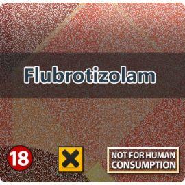 Gránulos de flubrotizolam (FANAX) (0,5 mg)