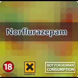 Polvo de norflurazepam