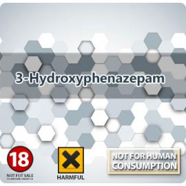 Polvo de 3-hidroxifenazepam