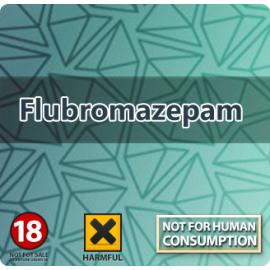 Polvo de flubromazepam