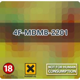 Polvo 4F-MDMB-2201