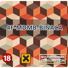 Polvo 4F-MDMB-BINACA