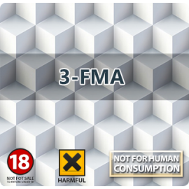 Polvo de 3-FMA HCL