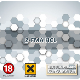 Polvo de 2-FMA HCL